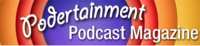 Podertainment Logo