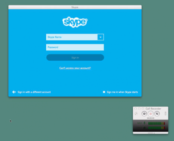 Skype and Call Recorder
