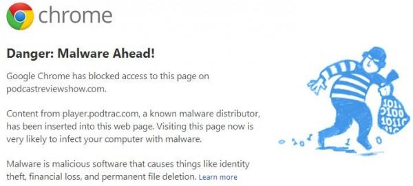 Podtrac Malware