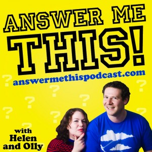 Answer Me This! Podcast logo