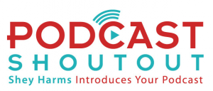 Podcast Shoutout Logo