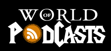 World of Podcasts logo