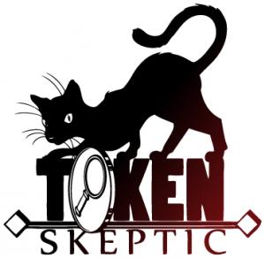 Token Skeptic podcast logo Podcaster News