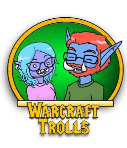 Warcraft Trolls Podcast Logo Podcaster News
