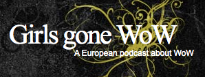 Girls Gone WoW logo Podcaster News