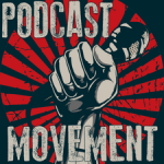 Podcast Movement logo