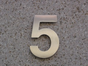 number 5 by Andreas Cappel on Flicker