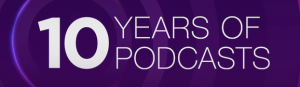 iTunes 10 Years of Podcasts