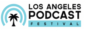 Los Angeles Podcaste Festival Logo