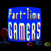 PartTime Gamers Podcast logo