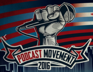Podcast Movement 2016 logo