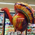 Thanksgiving balloon by Jen Thorpe 2015