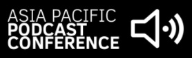 Asia Pacific Podcast Conference logo