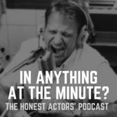 Honest Actors Podcast logo on iTunes