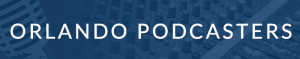 Orlando Podcasters Meetup logo
