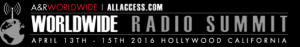 Sixth Annual Worldwide Radio Summit logo
