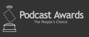 Podcast Awards logo