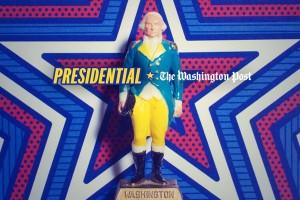 Presidential Podcast logo