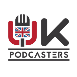UK podcasters logo