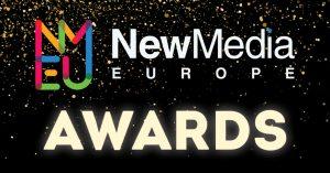 New Media Europe Awards logo