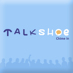 TalkShoe Logo