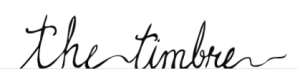 The Timbre logo