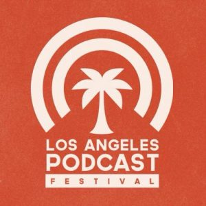 LA Podfest logo