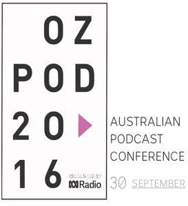 OzPod 2016 logo