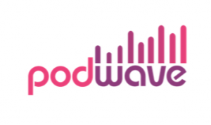 PodWave logo