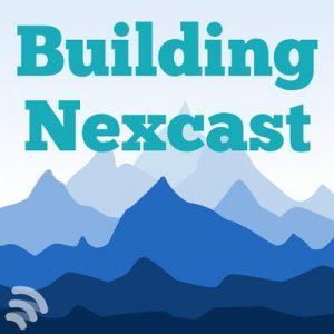 Building Nexcast logo