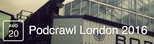 Podcrawl banner