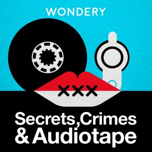 Secrets, Crimes & Audiotape logo