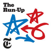 The Run Up logo