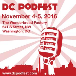 DC Podfest 2016