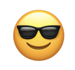 Sunglasses Emoji