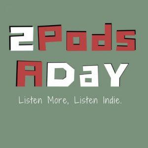 2PodsADay logo