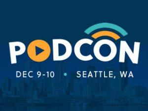 PodCon logo