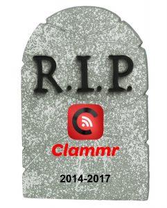 RIP Clammr