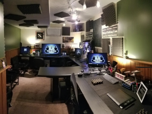 The Wilkerson Home Studio