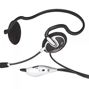 The Logitech Over-The-Ear Headset - Circa 2005