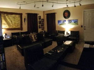 The Shire - The Wilkerson Home Theater